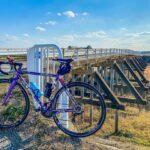 """<span class=""""title"""">重い腰を上げ、令和3年初ライド。 行きはよいよい、帰りは…向かい風! 往路はほぼ無風だったと思いますが、復路で急に風が吹き始め…しかも向かい風。 辛すぎた。 でも、心地よい疲労感がこれまたたまらない… 。。 。  #自転車 #サイクリング #自 .. #ロードバイクJP</span>"""