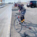 """<span class=""""title"""">🛠🚲 サドルの高さ変更中🔩 ちょっと低すぎたかな今まで😅  #derosa #デローザ #derosabikes #roadbike  #ロードバイク  #ロードバイクのある風景  #ロードバイク初心者  #ロード .. #ロードバイクJP</span>"""