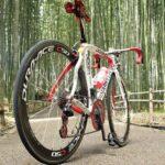 """<span class=""""title"""">嵐山の鉄板! 嵯峨野の竹林の道も観光客が全く居てなかったです。ガラガラ貸し切り…  #ピナレロ #ピナレロドグマ #ピナレロドグマ65.1 #ロードバイク #ロードバイクのある風景 #ロードバイクJP #IGCJP #嵯峨野 #嵯峨野 .. #ロードバイクJP</span>"""