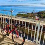 """<span class=""""title"""">海の見える駅🚃 向こうに見えるは大阪湾🛳 先日pic😊 🚴♀ ️🚴♂️ #滝の茶屋駅 #海の見える駅 #山陽電車 #たるみりょく #垂水ええとこ2 #ロードバイクのある風景 #ロードバイク #ロードバイクのある生活 # .. #ロードバイクJP</span>"""