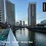 """<span class=""""title"""">おはようございます。 青空が見えます、北風が強いので寒いです。 今日も頑張りましょう。  #run #runner #running #marathon #マラソン #ランニング #朝ラン #夜ラン #trailrun #jogging #はしります .. #ロードバイクJP</span>"""
