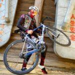 """<span class=""""title"""">🎸🚲 バイクを弾く🎸 #ロードバイクギター 流行らせよう🤣タグ使ってね🤗  #derosa #デローザ #derosabikes #roadbike  #ロードバイク  #ロードバイクのある風景  #ロードバイク初 .. #ロードバイクJP</span>"""