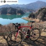 "<span class=""title"">My friend @noborutanada from Japan .  Great cyclist and photographer 🚴📷🚴  It seems Turano Lake in Sabina !!!!  @delluomodarme .. #ロードバイクJP</span>"