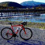 """<span class=""""title"""">京都 嵐山  たった今行ってきた。  和を待ちわびた皆さん、  お待たせぃたしゃ。  平日ってこともあるかもしれんけど、  やっぱり人少ないなー。  #チネリ #自転車 #ロードバイク #サイクリング #チネリエクスペリエンス #ロードバイ .. #ロードバイクJP</span>"""
