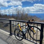 """<span class=""""title"""">昨日は、チームで富士山🗻へ行きまして、スバルラインをヒルクライムしました…😅  2年前は、ほぼヒルクライムではなく登山してましたが、今回はのんびりとヒルクライムができ脚をつけることなく行けました💦 ヒルクライム課金が活きたかな? 今回は、積雪の関係で4 .. #ロードバイクJP</span>"""