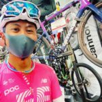 "<span class=""title"">EFカラーの自転車意外と好き✨  多分ネイビーにさり気ないピンクだからだね👍  Bianchi OLTRE XR4  Re:START  _________________________  NEWPOST☆ ・ ・ ・ ・ ・ #instabike .. #ロードバイクJP</span>"
