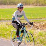 """<span class=""""title"""">すごく素敵な写真撮ってもらいました✨✨・ ビアンキさんも私も良い表情🚴♀️・ 名カメラマンさんに感謝😁🙏・ ・ ・ #ロードバイク #サイクリング #ビアンキ #ロードバイク女子 #ロードバイク大人女子 #ロードバイクのある .. #ロードバイクJP</span>"""