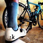 """<span class=""""title"""">"""" Y dicen que por muy corto sea el camino, quien pisa fuerte, deja huella."""" 🐾🐾🐒🤟   – #cycling #cyclinglife #photography .. #ロードバイクJP</span>"""