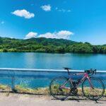 """<span class=""""title"""">⛅️  今度は暑すぎる💦  #ロードバイク #ロードバイクのある風景 #ロングライド #ポタリング #ポタリング日和 #ポタリングフォト #チャリダー #ヒルクライム #サイクリング #アワイチ #キャノンデール #c .. #ロードバイクJP</span>"""