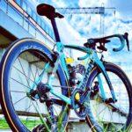 """<span class=""""title"""">#過去pic📸 🚄Rail Starとツーショット✨ カッコイイ😆👍 #ロードバイクjp #エアロロード #ロードバイク #ロードバイクのある風景 #ビアンキ #ビアンキオルトレ #ビアンキオルトレXR4 #パイオニアペダリングモニタ .. #ロードバイクJP</span>"""