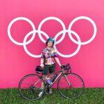 """<span class=""""title"""">Olympic✨🇯🇵😃  🚴♀️🚴♀️🚴♀️  気分だけでもOlympic🇯🇵  明後日から頑張ってください‼️  #2020 #olympic #オリンピック #東京2020オリンピック #自転車ロードレース #roadbike #ロ .. #ロードバイクJP</span>"""
