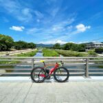 """<span class=""""title"""">* いつも良いね、ありがとうございます😊  真夏は暑さが厳しくて外にでて走るのが億劫になりますが、走るとやっぱり良い景色と出会えるので良かったなぁと実感&リフレッシュ出来るので自転車🚴♂️最高です👍 * * #自転車 #ロードバイク #ロードバイク .. #ロードバイクJP</span>"""