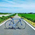"""<span class=""""title"""">🌞夏本番😎🏖  #愛媛県 #ロードバイクのある生活 #クロモリロード #クロモリ #ピストバイク #自転車のある生活 #自転車のある風景 #自転車好きな人と繋がりたい #サイクリング #サイクリスト #トレーニング #cycli .. #ロードバイクJP</span>"""