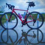 """<span class=""""title"""">雨上がりの鬼怒サイ  今日も今日とて、出勤前にいつものコース🚴  五輪男子ロードレース始まりましたね👍  先週の皆さん楽しんでくださいね‼️  #ロードバイク #ロードバイク初心者 #ロードバイク最高 #ロードバイク練習 #ロードバイク楽しい .. #ロードバイクJP</span>"""