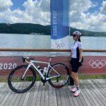 """<span class=""""title"""">朝からず〜っと外でオリンピックを楽しめた日となりました😊 間近で選手の方々の走りをみれて感動💕  最近、お仕事疲れに嫌気がさしてたけど、どうでもよくなっちゃった🤗  #ロードバイク #ロードバイキング女子 #ロードバイキング大人女子 #ロードバイクお .. #ロードバイクJP</span>"""