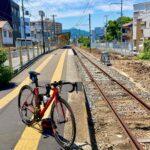 "<span class=""title"">線路は続くよ🛤 6月の風景 🚴♀️ 🚴♂️ #線路のある風景 #和田岬線 #和田岬駅 #ロードバイクのある風景 #ロードバイク #ロードバイクのある生活 #roadbike #derosaidol #derosaido .. #ロードバイクJP</span>"