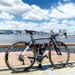 """<span class=""""title"""">今朝は沿岸部は風が凄く少しでも状態を起こすと車体が持って行かれます💦 皆様お気をつけて‼️  #サイクリング #ロードバイク #ポタリング #ゆるぽた #自転車のある風景 #自転車好きな人と繋がりたい #ロードバイク仲間募集中 .. #ロードバイクJP</span>"""