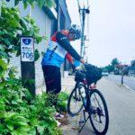 """<span class=""""title"""">#男 なら後悔しない生き方を選べ… 自分にとって本当に大切なものは… つらくても、大変でも… 頑張って頑張って 💪💪  たとえ命を失うようなことがあったって この両腕で守り通すんだ!  やっぱり、僕は日本を愛しています。💕💕❤️❤️  #自転車 # .. #ロードバイクJP</span>"""