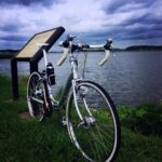 """<span class=""""title"""">今日の1枚  いつもの場所で撮影した過去の写真で!  今日は、流石に乗れない!  9:00頃ちょいと乗ろうと出れば乗れたかもしれないけど出掛ける元気は無い! グダグダ無駄な時間を過ごした1日  #自転車のある生活 #自転車のある風景 #自転車好き  .. #ロードバイクJP</span>"""