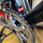 """<span class=""""title"""">チェーン清掃。クランクはスギノ #ロードバイク #ロードバイクのある風景 #ロードバイク好きな人と繋がりたい #ロードバイクのある生活 #ロードバイクjp #スギノクランク #ロードバイクJP</span>"""