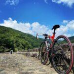 "<span class=""title"">お盆休みは雨だったなー #サイクリング #京都サイクリング #嵐山 #青空 #lapierrexelius #ラピエールゼリウス #自転車のある風景 #ロードバイクのある風景 #ロードバイクjp #ロードバイクJP</span>"