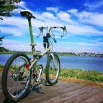 """<span class=""""title"""">今日の1枚  手賀沼で撮影した本日の写真で!  今日も、乗ったさ!  🥵✌️むちゃくちゃ暑い🥵💦💦朝から汗が滴り落ちる💦💦💦  しばらくぶりにいつもの休憩所でいつものメンバーに遭遇  今日もストレスが、無いのでこれで良し👍  気温が高いのでちょ .. #ロードバイクJP</span>"""