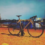 "<span class=""title"">#夜ポタ #ニ夜連続 #旧堺港 #ロードバイクJP #自転車のある風景 #colnagoc40 #明日は雨 #ロードバイクJP</span>"