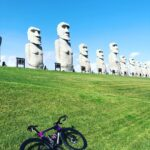 """<span class=""""title"""">8月28日のライド🚴♂️ 札幌には、モアイがいます。  #ロードバイク #ロードバイクのある風景 #ロードバイク好きな人と繋がりたい #ロードバイクおじさん #サイクリング #roadbike #roadbike_jp #rapha .. #ロードバイクJP</span>"""