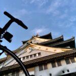 """<span class=""""title"""">雨が降る前に…って、休日やけどいつもどおりの朝トレ時間に起きてチャリンコタイム。 #降るのか降らないのか #晴れてんな  それにしても、朝6時の大阪城。 歌う人。唱和する人。踊る人。ラジオ体操する人。深夜の道頓堀を彷彿とさせる人・人・人…。 まさに .. #ロードバイクJP</span>"""