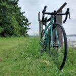 """<span class=""""title"""">自然がいっぱい😍 川の向こうには夢の国😍 カサリンと言えば観覧車😍  #bianchi #vianirone7 #自転車 #roadbike #ロードバイク #roadbike_jp #ロードバイクjp #ビアンキのある風景 #ロードバイクの .. #ロードバイクJP</span>"""