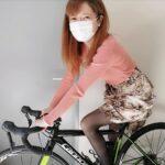 """<span class=""""title"""">ウズウズ ウズウズ ウズウズ!  乗りたくて乗りたくてムラムラする!  #ゆるポタ #ロードバイクのある風景 #キャノンデール #asiangirlcyclists #roadbike_jp #ロードバイク #ロードバイク女子 #ビチスタイ .. #ロードバイクJP</span>"""