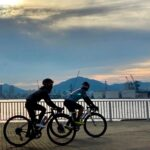 """<span class=""""title"""">. 20210911 神戸ライド DAY1  Be kobe撮影後 ポーアイしおさい公園にて 友達が撮ってくれました😊  お気に入りの写真です  ありがとうございました🙇♂️  ロードバイク♡  #自転車 #ロードバイク #サイクリング #自 .. #ロードバイクJP</span>"""