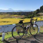 "<span class=""title"">早起きして天気も良かったので🚴♂️🎶  暑すぎず、ちょうど良い! 若干、汗かく程度で気持ち良いライドでした😆  #自転車 #自転車のある風景 #ロードバイク #ロードバイクのある風景 #サイクリング #サイクリング日和 #秋晴れ #山梨 #韮崎市  .. #ロードバイクJP</span>"