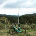 """<span class=""""title"""">今日は坂練でテクノに🚴♂️ 1000up⛰ 自転車が楽しくて仕方がない😁 #ビアンキ #オルトレ #ロードバイク #自転車のある風景 #ビチスタイル #roadbike_jp #ヒルクライム #BAS亭 #チキンカレー #メタセコ .. #ロードバイクJP</span>"""