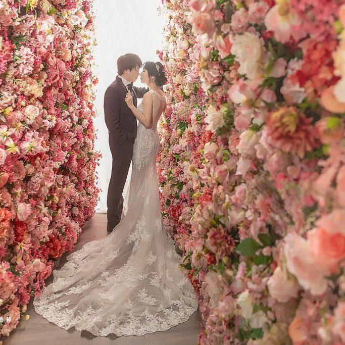 結婚式前撮りやヘアスタイル〜ウェディングダイアリー